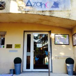Cabinet d'Uzès situé dans le centre de bien-être AZAHO.
